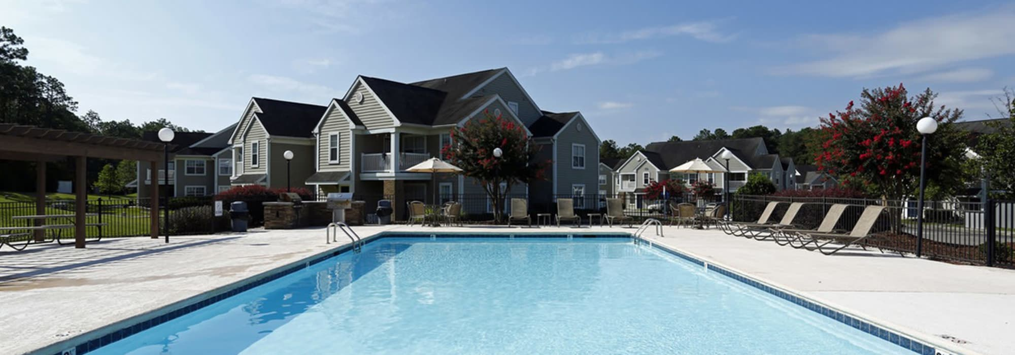 Apartments at Park at Clearwater in Aberdeen, North Carolina