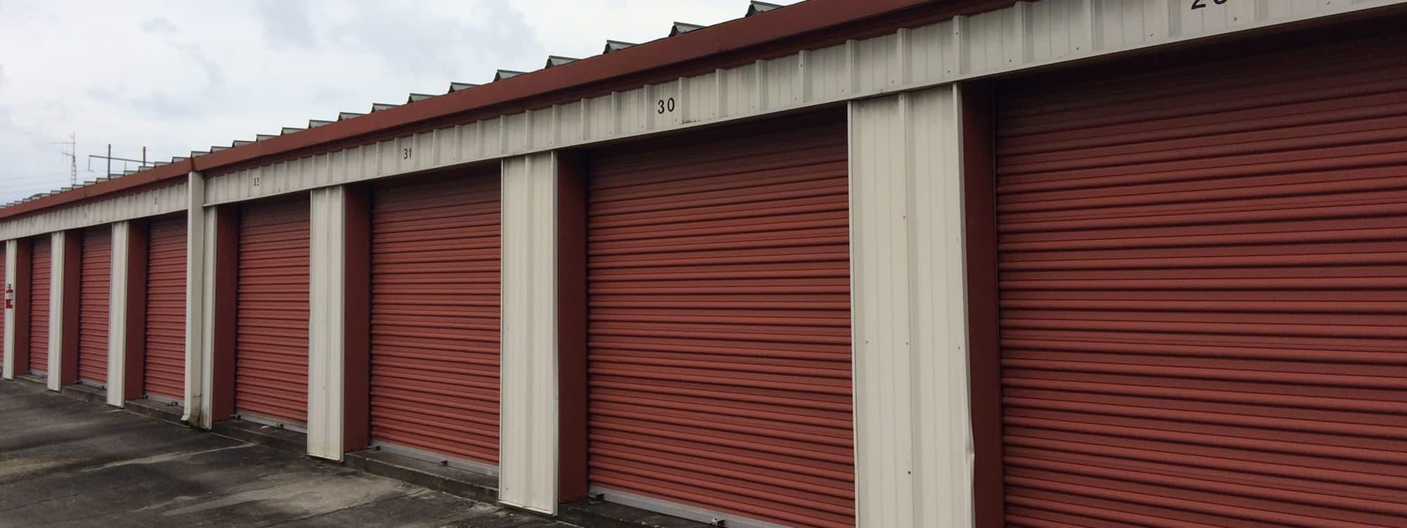 Panama City Fl Self Storage In Parker Usa Storage Centers