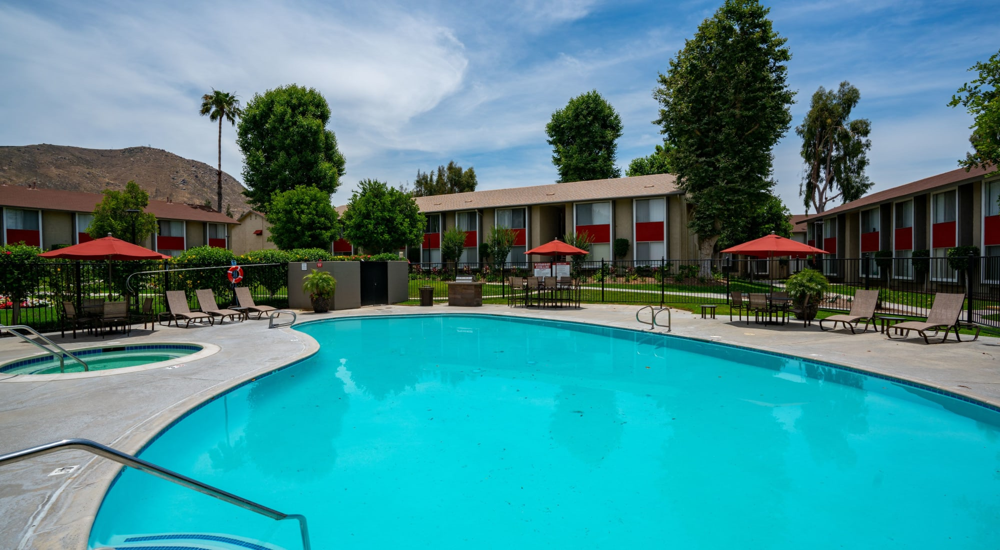 Amenities at The Heights at Grand Terrace in Grand Terrace, California