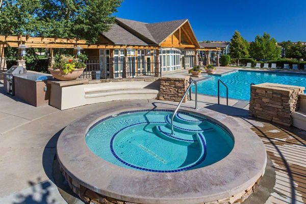 Pool at Broadmoor Ridge Apartment Homes