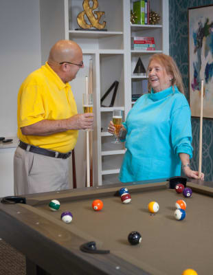 Independent senior living care offered in Orlando, Florida