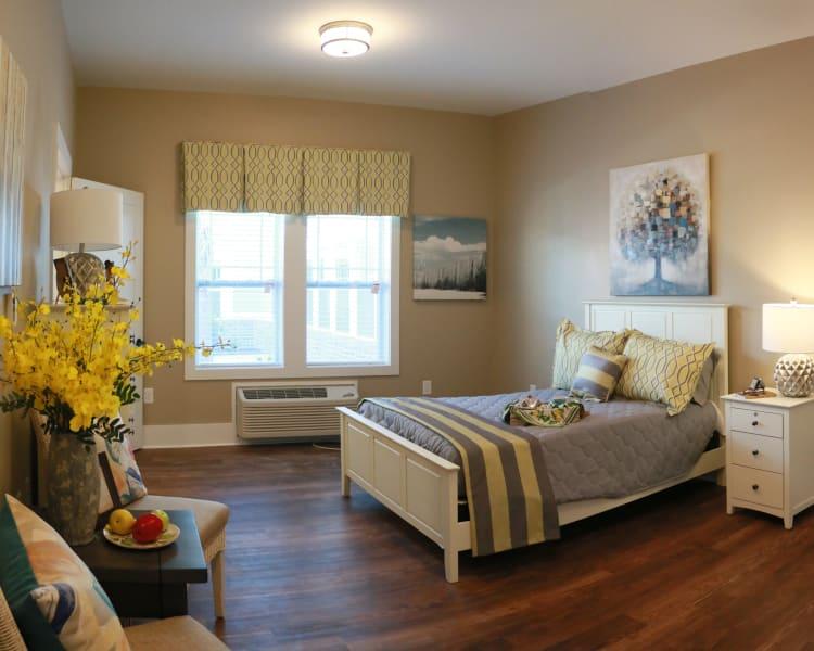 Bedroom at Arbor Landing at Pawleys in Pawleys Island