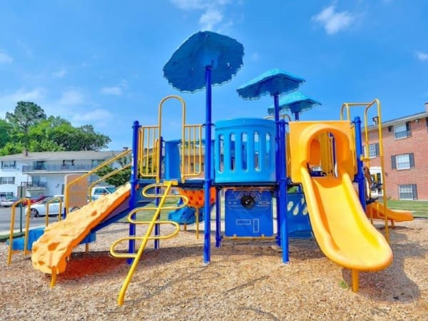 Playground at Towson Crossing Apartment Homes in Baltimore, MD