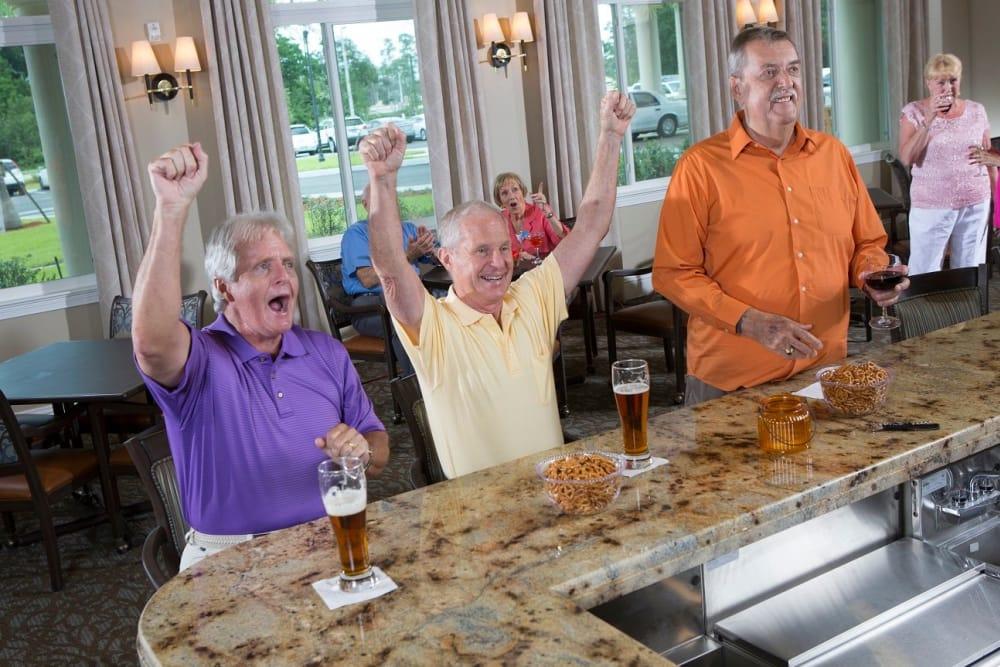 Sports bars in Bonita Springs