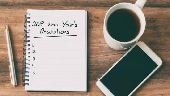 New Years Resolution Seniors