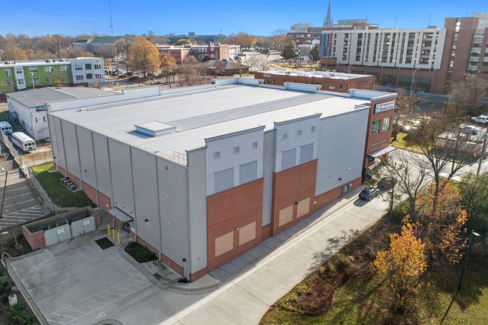 Exterior of My Neighborhood Storage Center in Durham, North Carolina