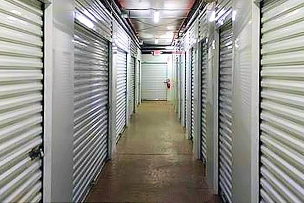 Indoor Self storage units at Prime Storage in Albany, New York