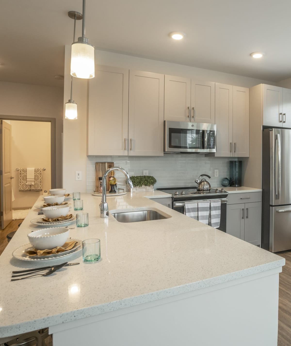 Floor plans at Alta Easterly in East Walpole