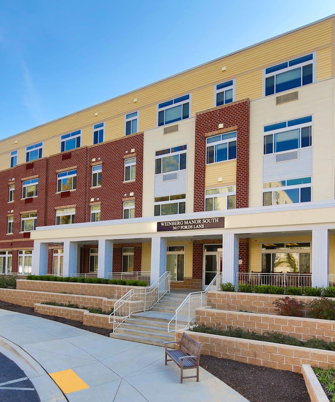 Contact us at CHAI Fallstaff Apartments