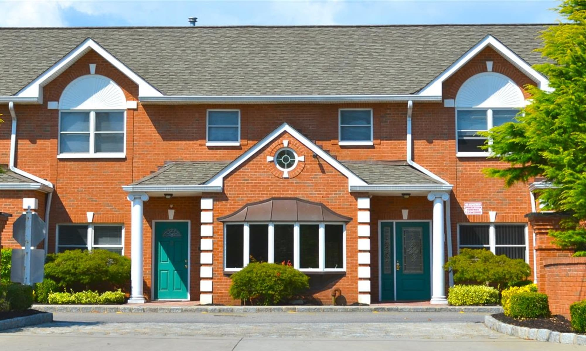Apartments at Bunt Commons III in Amityville, New York