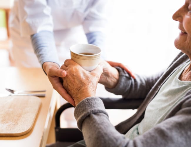 Hospice & Palliative Care at Ebenezer Senior Living