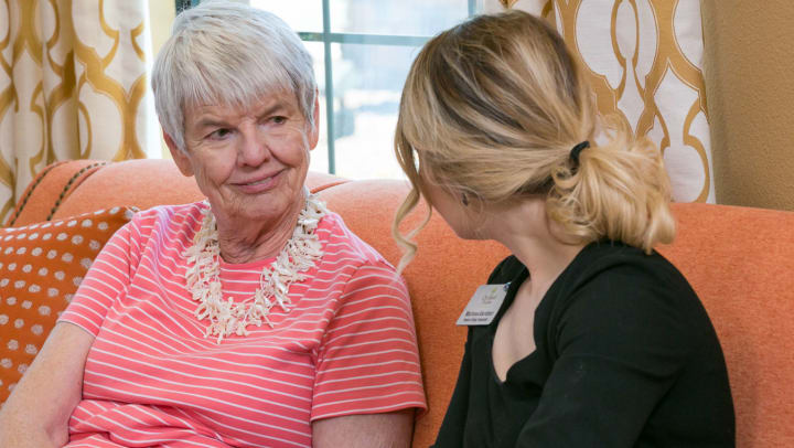 What To Expect When Visiting A Memory Care Community For The First Time