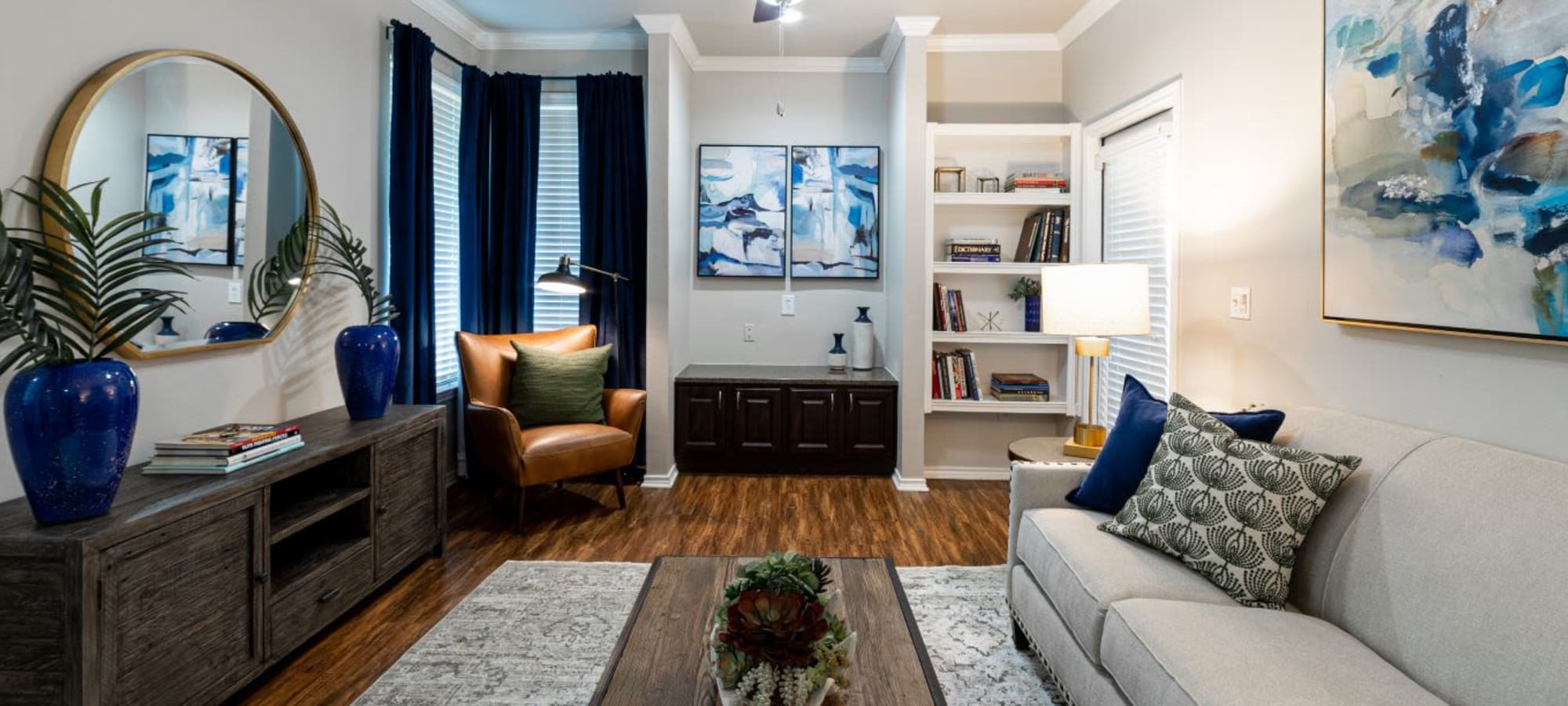 Floor plans at Marquis at Bellaire Ranch in Fort Worth, Texas