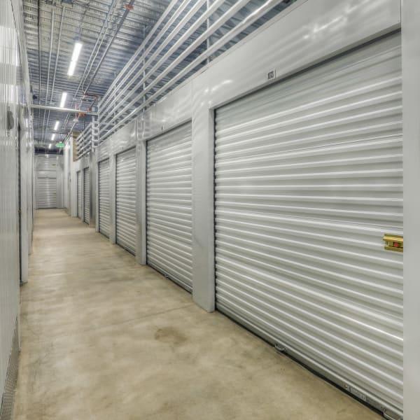 Interior units at at StorQuest Self Storage in Denver, Colorado