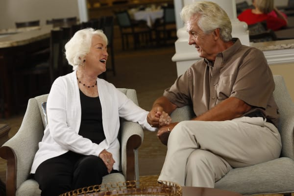 Read what people are saying about our senior living in Richmond, VA.