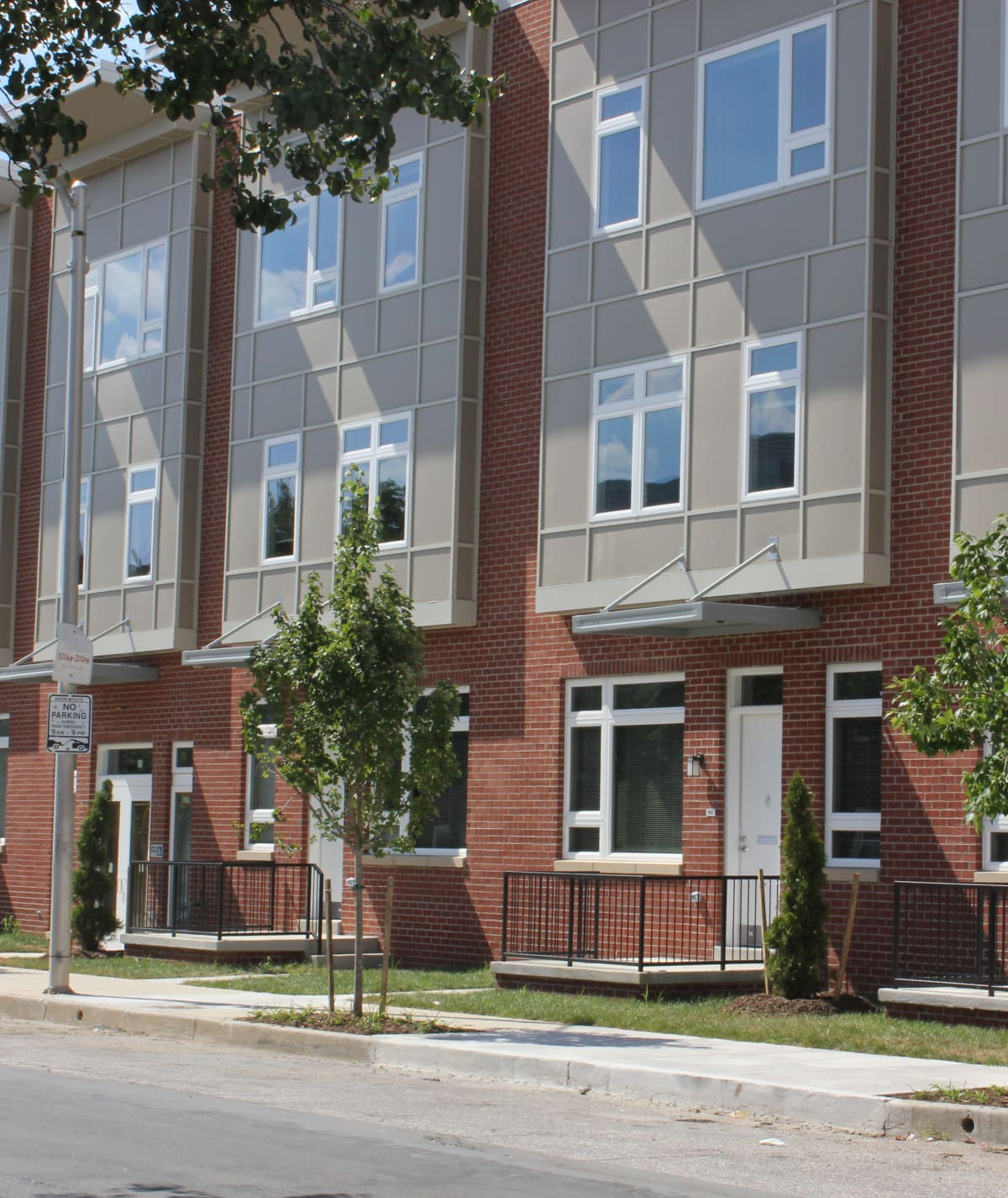 Contact Us at Calloway Row Apartments in Baltimore, Maryland