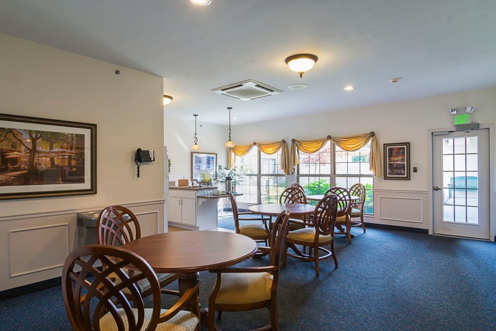 Assisted Living Cafe in Michigan City Indiana