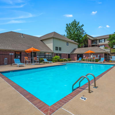View the features and amenities at The Retreat at Chenal in Little Rock, Arkansas