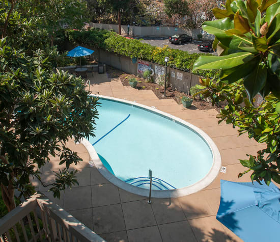 Regency Plaza Apartment Homes, a sister property to Valley Ridge Apartment Homes in Martinez, California