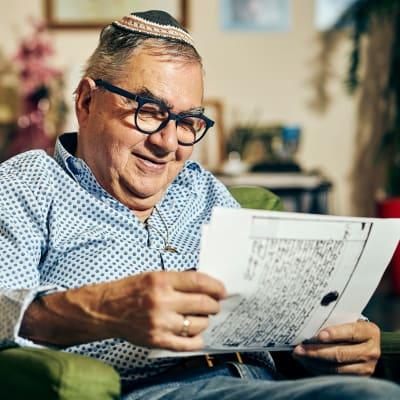 Spiritual support at Milestone Retirement Communities