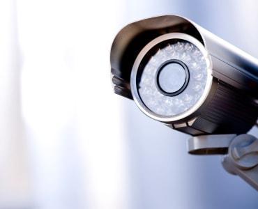 A security camera feature at Kenosha in Broken Arrow, Oklahoma.