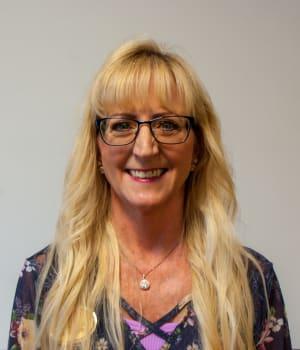 Patti Cooper, Life Enrichment Director at Patriots Landing in DuPont, Washington.