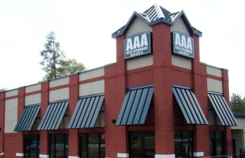 Self storage solutions in West Greensboro, North Carolina