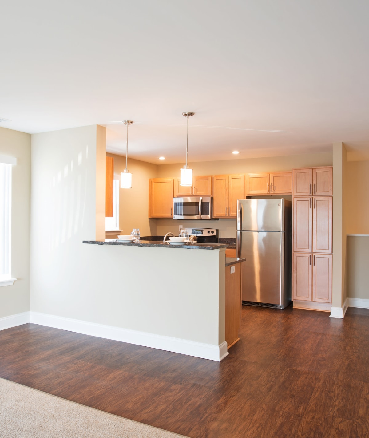 Apartments at Hampton Run in Glenville