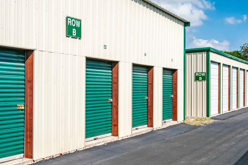 Exterior Units of Schertz, Texas near Lockaway Storage