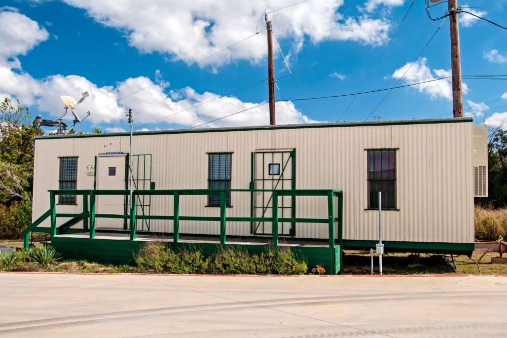 Mini Offices Lockaway Storage in San Antonio, Texas