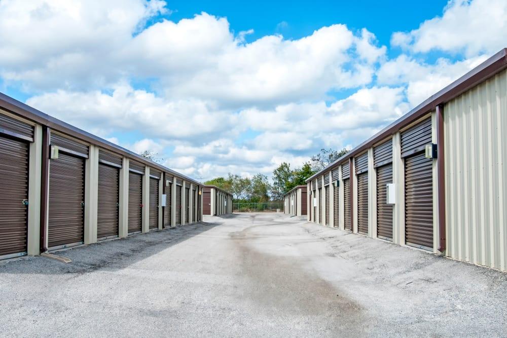 Lockaway Storage Evans Rd. Exterior Units