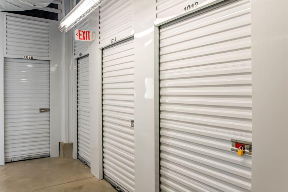 Interior Storage Units at San Antonio, Texas near Lockaway Storage