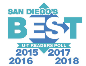 San Diego's Best of 2015 - Union-Tribute Readers Poll