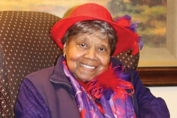 Diana Jones at Camellia Gardens Gracious Retirement Living in Maynard, Massachusetts