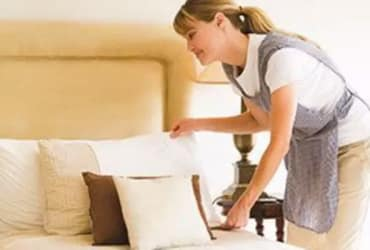The Villages senior living housekeeping and linen services