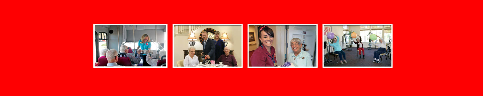 Amenities at Capitol Ridge Gracious Retirement Living in Bristow, Virginia