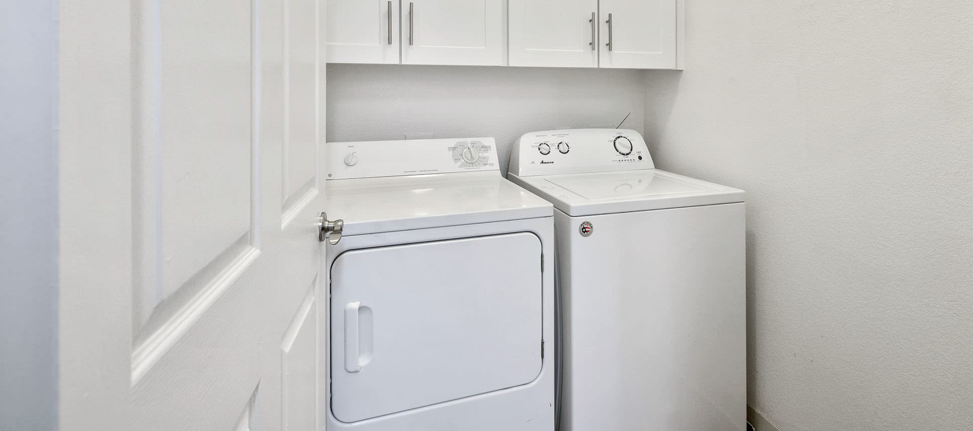 In-Unit Washer and Dryer at Rosewalk at San Jose