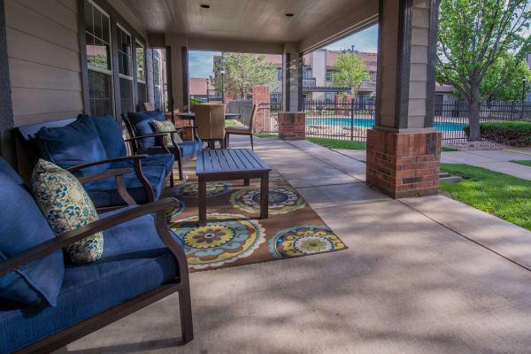 Wichita apartments in a wonderful neighborhood