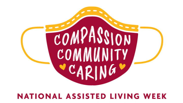 National assisted living week logo