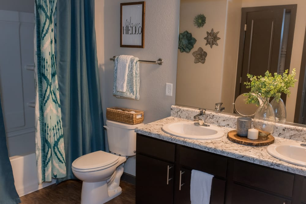 Bathroom at Springs at Sunfield