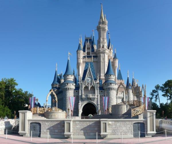Disney's Magic Kingdom in the neighborhood of ChampionsGate senior living