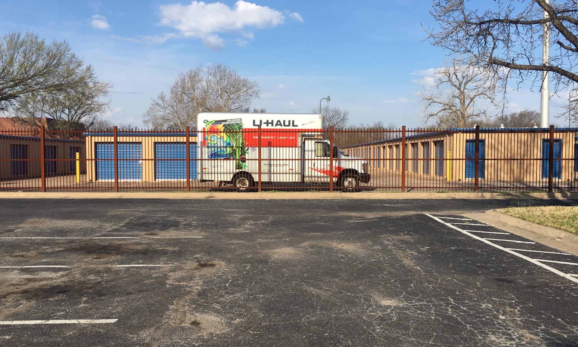 Self storage in Tulsa Oklahoma