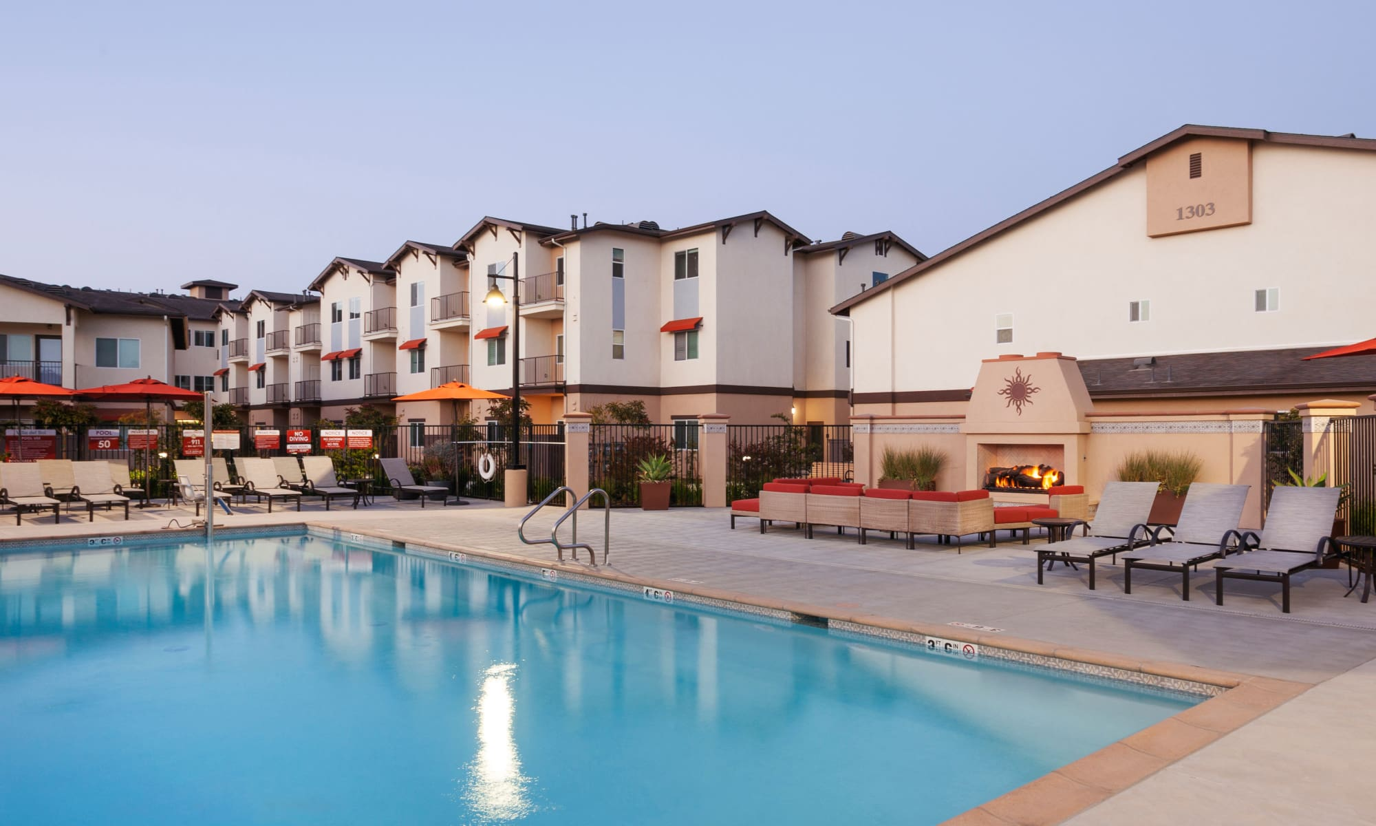 Welcome to our senior apartments in Santa Maria, CA