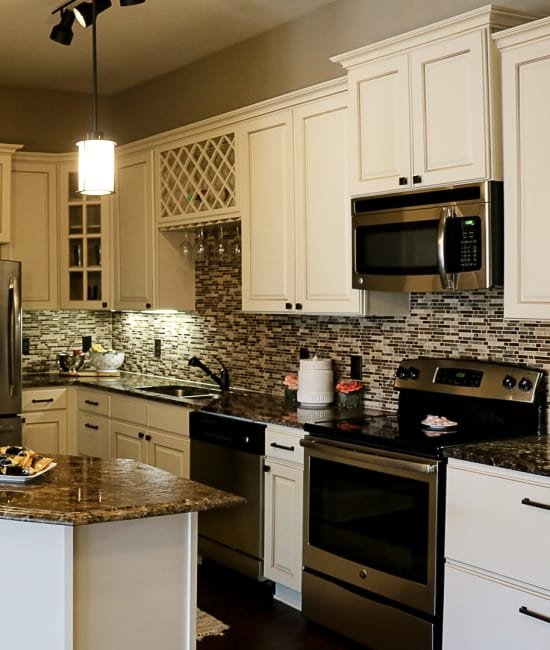 Floor plans available at Bradford Luxury Apartments & Townhomes