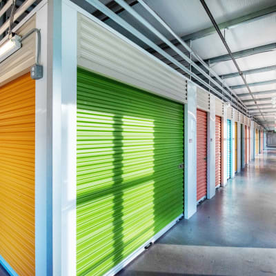 View the unit sizes and prices at Cubes Self Storage in Kirkland, Washington