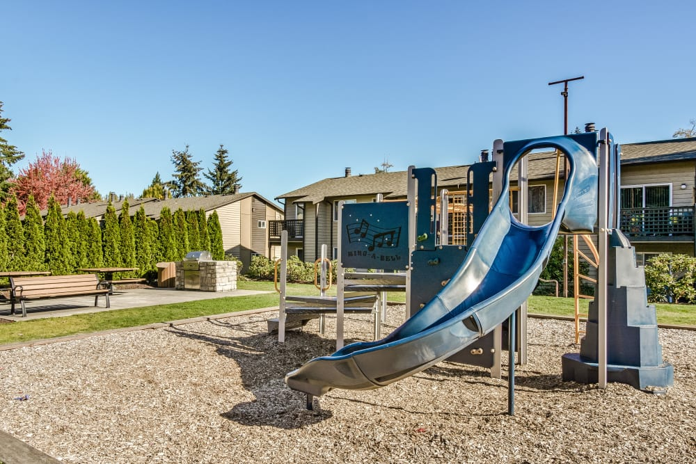 Playground at Copperstone Apartment Homes in Everett, WA