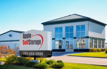 Apple Self Storage Collingwood location