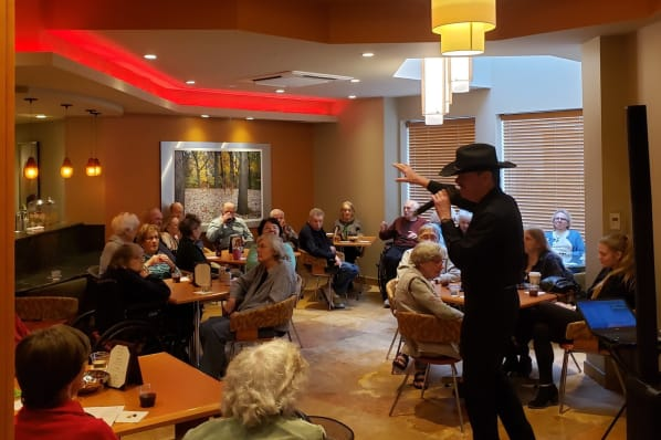 Motown Hits with Singer Gary Pillow