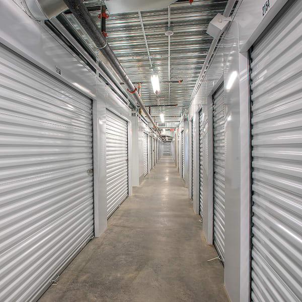 Indoor units at StorQuest Self Storage in Tucson, Arizona
