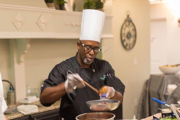 Be a part of our culinary team at Inspired Living at Bonita Springs in Bonita Springs, Florida.